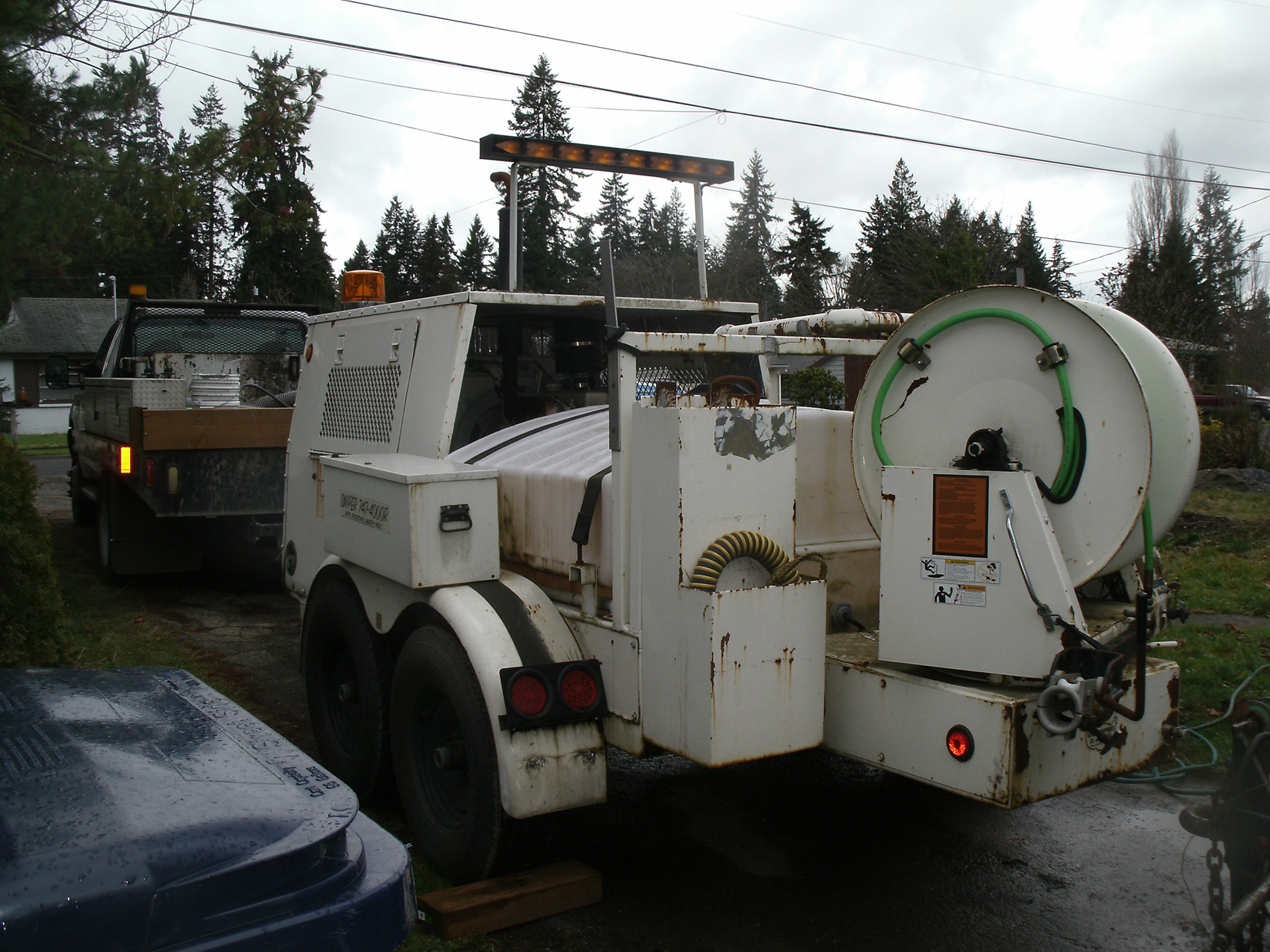 Jetter for sale - RIDGID Forum | Plumbing, Woodworking and
